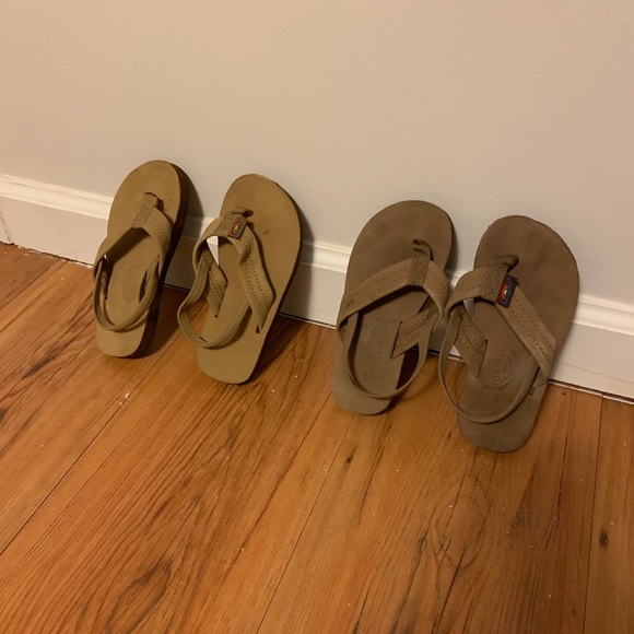 Shoes   Kids Rainbow Sandals   Poshmark